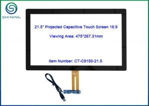 China 21.5 USB Capacitive Touch Screen For Kiosk / ATM with ILI2302 Controller on sale