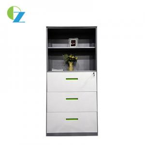 China Excellent quality 8mm Thin Edge Steel Cupboard with drawers and shelves on sale