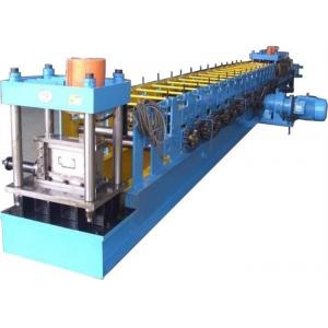 China C Frame Roofing Sheet Roll Forming Machine , Pedal Plate Rolling Forming Equipment on sale