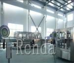 High Efficiency Carbonated Water/Gas/CO2 Washing Filling Capping Machine for Sale