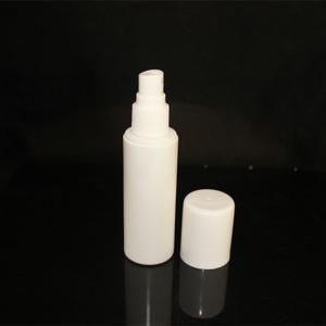 China 60ml powder spray bottle with cap on sale