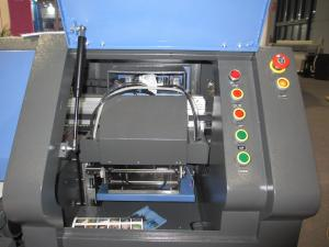 China Espon DX7 Roll to Roll Screen Printing Machines for Lether / Textile Printing Industry on sale