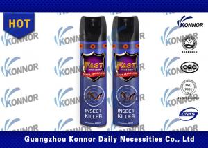 China 400ml Pest Insect Killer , Household Aerosol Fly Killing Spray on sale