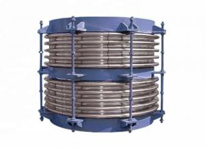 China Metallic Pipe Expansion Joints Chemical Resistant For Absorbing Thermal Growth on sale