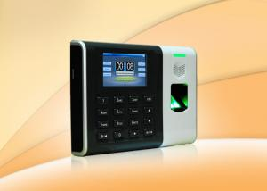 China Bank School Fingerprint Attendance Device Supprot Check Data In The Software on sale