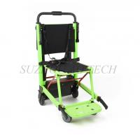 Foldaway portable motorized stair climber wheelchair for disabled ST-G7