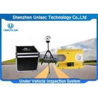 Portable Under Vehicle Inspection System / Moveable Under Vehicle Surveillance System