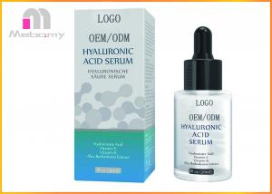 China 30ml Hyaluronic Acid Serum For Face 100 Pure Natural Moisturizer To Hydrate Skin on sale