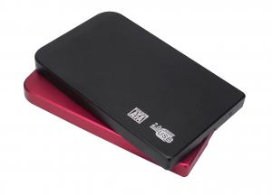 China usb 2.0 hdd enclosure 2.5sata hdd case external hdd/ssd case on sale