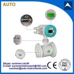 China Cheap Stainless Steel Flowmeter for Sea Water/ Drinking Water/ Milk