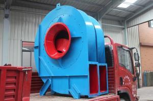 China Boiler Forced Draft Fan, industrial boiler exhaust blower, Boiler Auxiliary machine, FD Fan, factory supply on sale