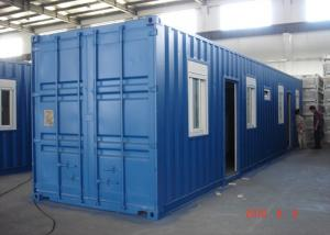 China Quake Proof Smart Portable Shipping Container Housing Customized on sale