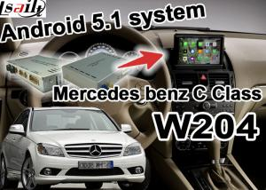 Android GPS Car Multimedia Navigation System For Mercede