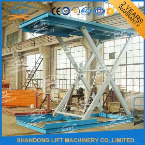 Mini Lift 2500 Small Home Car Lift Tables With Ce Automotive