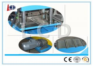 China Galvanized Steel Rolling Shutter Door Forming Machine Fully Automatic Control on sale
