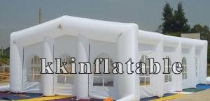 China Wedding And Party Giant Inflatable Tent / Dome large tent rental on sale