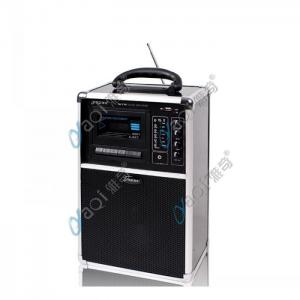 China Rechargeable Portable Speaker Amplifier with Tape Player on sale