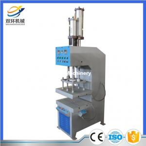 China Reliable quality hot-pressing Machine for Egg Box on sale