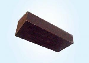 China Square Magnesia Chrome Bricks , Fire Resistant Bricks For Metallurgical Industries on sale
