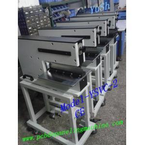China Séparation motorisée de carte PCB, déplacement circulaire de lame de machine de carte PCB Depaneling on sale