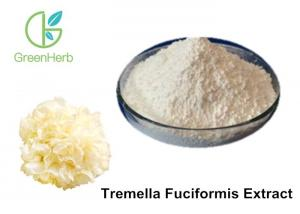 China Tremella Fuciformis Sporocarp Extract, Tremella Mushroom Extract For Skin Care on sale