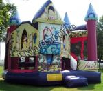 China Popular Fairy Inflatable Jumping Castle Inflatable Combo Kzh-g013 For Party  wholesale