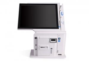 China 12.5 Inch Touch POS Machine , All In One Pos Machine Industrial Level Android OS on sale