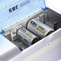 C and D Rechargeable Battery Charger , 9V 6F22 NiMH Ni-CD AA AAA Battery Charger