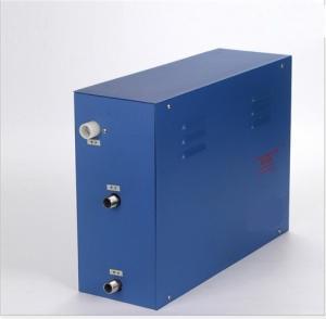 China Galvanized Sheet Steam Sauna Equipment / 9kw Steam Generator Anti Corrosive on sale
