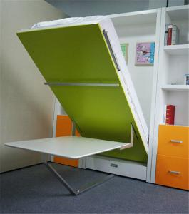murphy bed desk folds. Quality Wooden Single Fold Up Murphy Wall Bed With Desk For Hotel And School Sale Folds