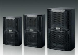 China Systèmes de son passifs de musique en direct de gamme complète de PA 15 pour l'événement du DJ de club W 1800 on sale