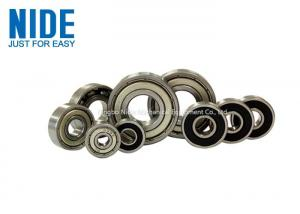 China High Precision Non Standard Deep Groove Ball Bearing For Electric Motor on sale