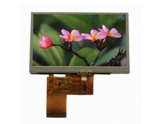 China 4.3 Inch Colour Lcd Display Module For Office Equipment / Autoelectronics on sale