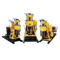SRXY-130 CORE WATER WELL DRILLING RIG water well drilling machine portable well drilling rig hydraulic water well drill
