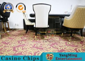China Luxury Bar Or Hotel Banquet Chair For Poker Club VIP Competition on sale