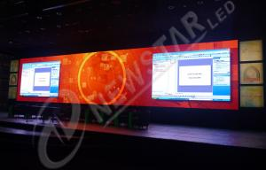 China SMD Full Color Indoor LED Video Wall on sale