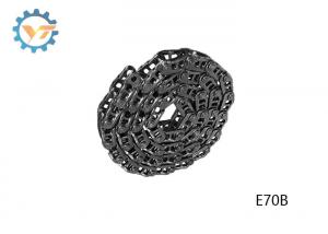 China Mini Caterpillar Excavator Undercarriage Parts 40Mn2/35MnB Steel Track Link Assy on sale