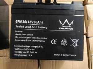 China Sealed Type Gel Lead Acid Battery For Solar Energy Battery Storage Home Use on sale