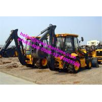 XCMG Compact Wheel Loader XT870 4WD 0.25-0.35 M3 Digger Capacity Mini Backhoe Loader
