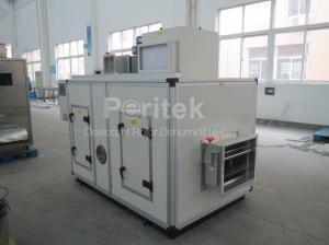 China Industrial Desiccant Dehumidifier 1770 CFM Food Storage Dryer Machine supplier