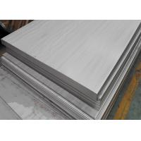 China 2B / BA / No.4 Finish Stainless Steel Sheets , 0.3 - 6mm Bright Annealed Stainless Steel Sheet on sale