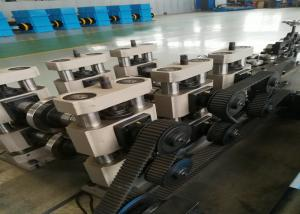 China Vietnam Top sales supplier decorative window pipe aluminium tube production line / steel pipe making machine / Tube mill on sale