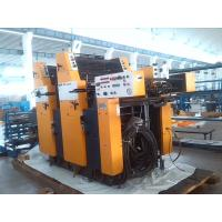 Used Solna225 sheetfed offset printing press--Sold