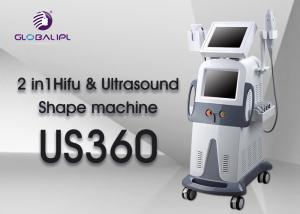 China Easy To Use Fat Loss Hifu Cellulite Reduction Hifu Focused Ultrasound Liposonix Machine on sale