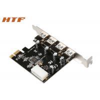 PCI-e to 4 port USB 3.0 Converter Card / 4 ports USB 3.0 pci-e Riser Card