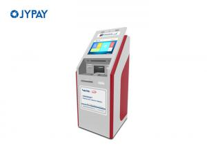 China Multi Functional Self Service Payment Terminal Android / Windows / Linux OS Operate System on sale