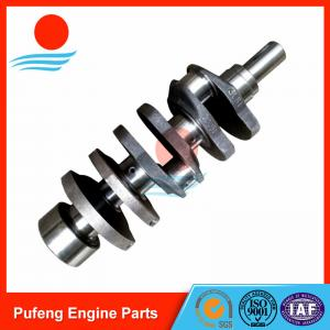 China Isuzu motor replacement 3LB1 crankshaft 8-97146-520-2 8-97040520-4 8-97254-611-1 on sale