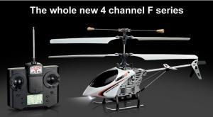 China Серии мини 4 ф экрана ЛКД полета металла 4КХ 3Д гироскопа МДЖС Ф27 электрические направляют оптовую продажу вертолета РК микро- on sale