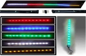 China Customized Length Led Light String on sale