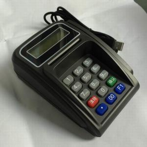 China HX887 Multi 4in1 Bank PinPad / Keypad with EMV Magstripe Cards &Smart  Card Reader Writer &PSAM Slot &LED Display on sale